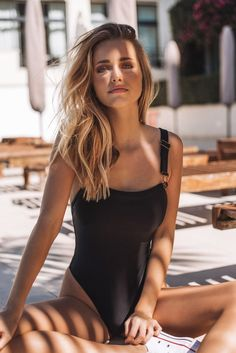 Bikinis, Swimwear, Like A Boss, Boss Babe, Gorgeous Women, Beauty Women, Bodysuit, One Piece, Actresses