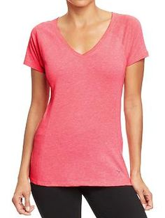 Womens Active by Old Navy GoDRY Tees | Old Navy $12