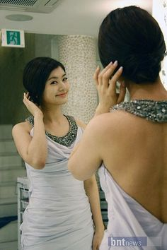 Playful Kiss, Jung So Min, Young Actresses, Formal Dresses, Fashion, Korean Dramas, Hair Style, Dresses For Formal, Moda