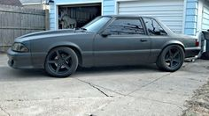 Foxbody Wheel Picture Thread - Page 187 - Ford Mustang Forums : Corral.net Mustang Forum