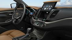 The interior of the 2014 Chevrolet Impala LTZ. (General Motors) When a brand repositions a tired old nameplate toward a younger, more affluent buyer, the eye rolls are never far behind.      But sometimes, the freshest thinking comes from the stodgiest corners of the marketplace. Case in point