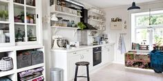 renovated nordic kitchen (via Rom123)
