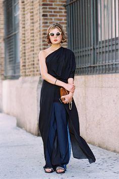 Vanessa Jackman: New York Fashion Week SS 2015....Claire Beermann