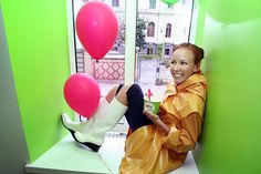Sunny fashion raincoat photoshoot LATVIA on Behance