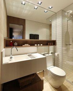 | BANHEIRO | #InspiraçãoTFdoDia Como não amar um banheiro que tem a minha…