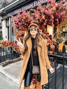 best selling products of november, j.crew teddy coat #winterootd #style