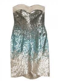 sparkle sweetheart top dress