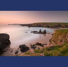 Porthcathanon Bay, Cornwall England. My favourite place to visit in England. Used to take my dog here in the summertime. The best beaches in the UK in my opinion! thanks for the photos
