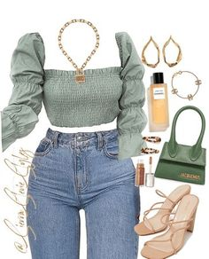 Sierrastevie on ShopLook Cute Casual Outfits, Swag Outfits, Mode Outfits, Retro Outfits, Stylish Outfits, Polyvore Outfits Casual, Teen Fashion Outfits, Cute Fashion, Look Fashion