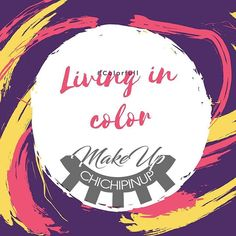 Living in color !....   Not everything need to be black and white put some colors and life will be more fun and beautifull...  #colors #pasion #life #fun #makeup #guapanonstop #beauty