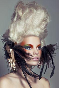 hervé dunoyer photographe beauté mode paris, france beauty fashion photographer paris