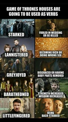 Some Game of Thrones memes Check the two others parts out too, plea… # Zufällig # amreading # books # wattpad Game Of Thrones Meme, Game Of Thrones Houses, Tyron Lannister, Acteurs Game Of Throne, Game Of Thones, Got Memes, Valar Morghulis, Valar Dohaeris, Some Games