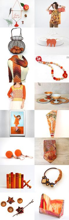 Bright October! by Natasha on Etsy--Pinned with TreasuryPin.com