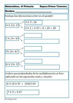 Matemáticas cuarto de primaria 21 Teaching Math, Teaching Resources, Math Charts, Connect The Dots, Worksheets, Knowledge, Classroom, Teacher, Education