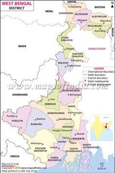 Assam District Map Political Map Of Assam India Find District Map