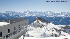 Plaine-Morte - Glacial Plateau | Switzerland Tourism Switzerland Tourism, Alps, Mount Everest, Mountains, Nature, Travel, Death, Naturaleza, Viajes