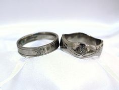 okinawa minsah titan wedding ring