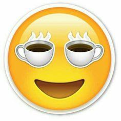 Ab der zweiten Tasse kommt auch das Lächeln.