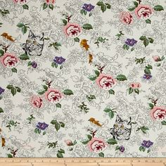 Amazon.com: Moda Meow or Never Check Meowt Milk Jewel Fabric By The Yard