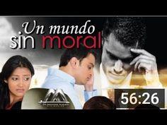 DR  ARMANDO ALDUCIN NUEVO ! `' UN MUNDO SIN MORAL`'