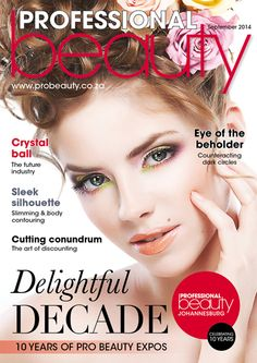 The Professional Beauty Magazine, http://www.probeauty.co.za/the%20magazine.htm