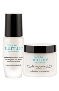 Women's philosophy 'back to nurture' trial kit (Limited Edition)
