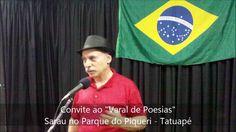10 #Varal-de-Poesias - Convite ao Sarau - Wilson Jasa - Café com Poesia ...