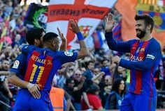 Adorooo ❤⚽ #neymar #neymarjr #barcelona Fc Barcelona, Barcelona Players, Camp Nou, Football Match, Neymar Jr, Soccer, October 15, Goals, Baseball Cards