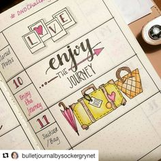 (probably the doodle challenge thing) Passion Planner, Goals Planner, Bullet Journal Junkies, Bullet Journal Spread, Bible Bullet Journaling, Journal Pages, Journal Ideas, Write It Down, My Doodle