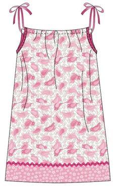 """Képtalálat a következőre: """"girl dress patterns"""""""