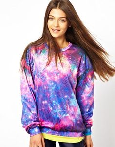 Image 1 ofMr. Gugu & Miss Go Fireworks Sweatshirt