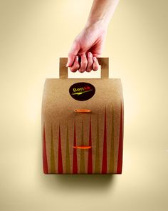 Packaging Bensà | Cristina Casas Ecologic - Original - Creative - Take Away - Fast Food - Slow Food - Free Gluten - Celiac Food Storage Boxes, Branding, Slow Food, Celiac, Gluten, Packaging, Graphics, Graphic Design, The Originals