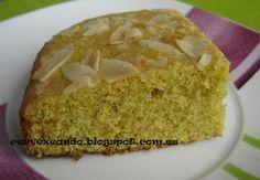 Cerveceando: Sfouf: pastel libanés de sémola con almendras