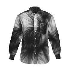 『Shine グラフィックシャツ ブラック』 - 7th Spirits