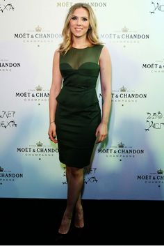 Scarlett Johansson y sus mejores vestidos de fiesta