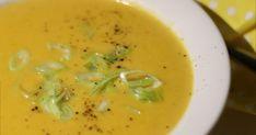 Söin juuri elämäni parasta porkkanasosekeittoa! Tekisi mieli syödä koko kattilallinen yksin, mutta pitää varmaan jakaa tuota iloa myös puo... Thai Red Curry, Soups, Ethnic Recipes, Food, Essen, Soup, Meals, Yemek, Eten