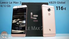 Codice Sconto - Leeco Le Max 2 Global (banda 20) RoseGold 4/32Gb a 116€ garanzia 2 anni Europa #Xiaomi #Android #LeMax #LeEco #Letv #Offerta #Phablet https://www.xiaomitoday.it/?p=9159