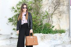 The first look with my Birkin Hermes
