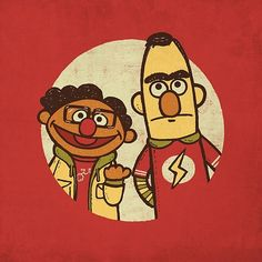 The Puppet Paradox, Sesame Street meets The Big Bang Theory