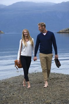 DALE OF NORWAY | Kristin Sweater & Kristian Sweater | Shop now on Daleofnorway.com