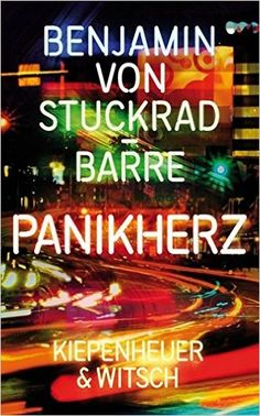 Panikherz: Amazon.de: Benjamin von Stuckrad-Barre: Bücher