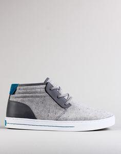 Clae McQueen Gravel Canvas Shoes - Kaeho Australia