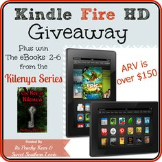 Kindle Fire HD Giveaway - Divas With A Purpose