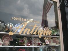 Jonesborough TN - oldest town in Tennessee