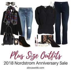 d415b38b45c Plus Size Nordstrom Anniversary Sale 2018 Outfits - Plus Size Fashion for  Women - alexawebb.