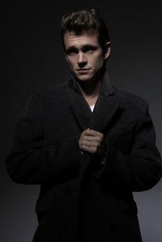 Hugh Dancy as James Dean