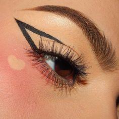 makeup natural look Edgy Makeup, Makeup Eye Looks, Grunge Makeup, Eye Makeup Art, Cute Makeup, Pretty Makeup, Makeup Inspo, Makeup Inspiration, Makeup Tips