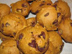 Chocolate Pumpkin Cake Cookies...only 4 ingredients!~