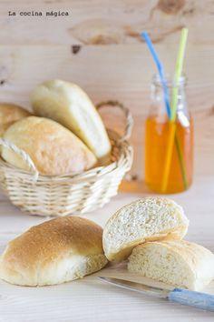 Pan de leche tierno