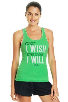 Wish Will Tank | Just Landed